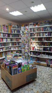 Книгарня Світоч, м. Черкаси - ексклюзивний магазин від видавництва Мандрівець 5