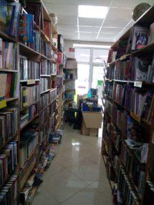 Книжкова хата, м. Вінниця, ексклюзивний магазин від видавництва Мандрівець 5