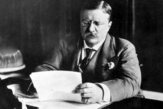 Читати, як Т. Рузвельт