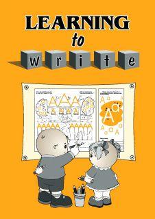 Learning to write! Прописи з англійської мови для дітей молодшого шкільного віку